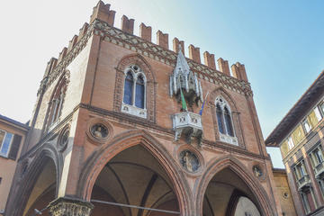Excursão privada: Excursão a pé apaixonada por Bolonha