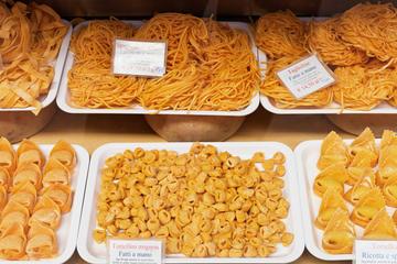 Excursão privada: Excursão a pé gourmet por Bolonha - massas...