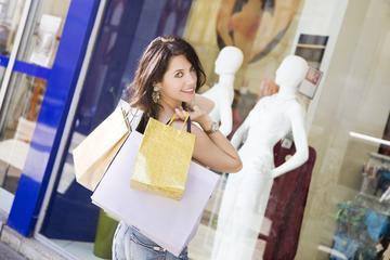 Excursión privada: Excursión de medio día de compras por Milán