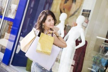 Excursion privée: sortie shopping d'une demi-journée à Milan