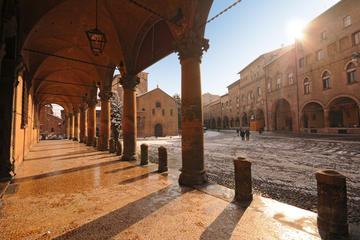 Private Tour: Bologna's Porticoes Walking Tour