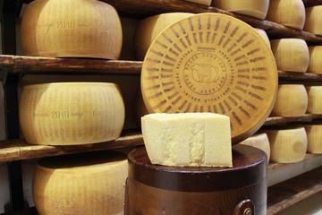 Tour gastronomico del Parmigiano e dell'aceto balsamico con