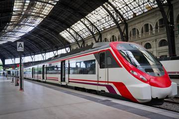 Transfer de chegada privado: Estação de trem de Bolonha para o hotel