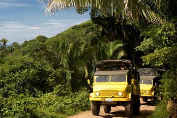 Tour de aventura en jeep de Sierra Madre