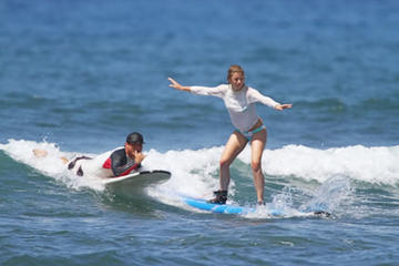 Day Trip Cocoa Beach Surf Lessons and Board Rental near Cocoa Beach, Florida