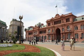 Visite personnalisée de la ville de Buenos Aires