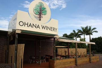 Ohana Winery Exotic Fruit Orchard and Wine-Tasting Tour