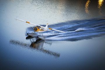 1-stündige Wasserflugzeug-Führung ab...
