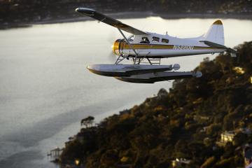 Vol en hydravion à San Francisco et visite d'Alcatraz