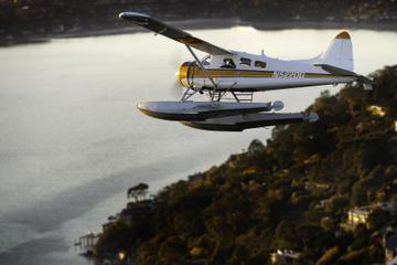 Volo in idrovolante a San Francisco e tour di Alcatraz
