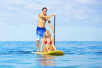 Perth Stand up Paddleboard Hire at Hillarys Marina