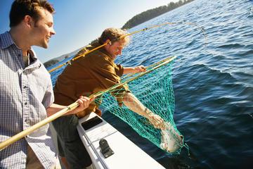 Charter de pesca no interior de Key West