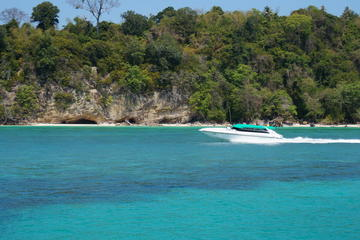 Full-Day Private Phi Phi Islands...