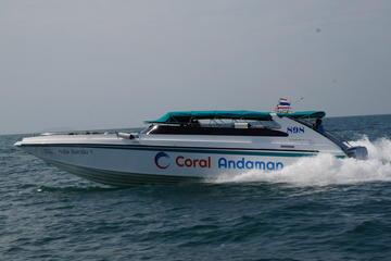 Phi Phi Island Transfer from Phuket...