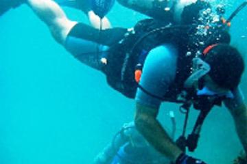 Aventura de buceo Scuba de día completo en la isla de Sir Francis...