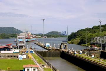 Croisière avec transit partiel sur le canal de Panama