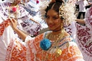 Espectáculo de folclore y cena en Ciudad de Panamá