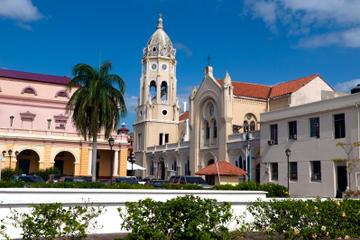 Excursão turística pelo canal e Cidade do Panamá