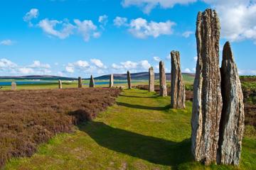 Passeio de um dia às ilhas Orkney saindo de Inverness