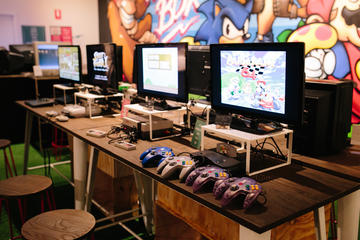 Perth Video Game Console Museum