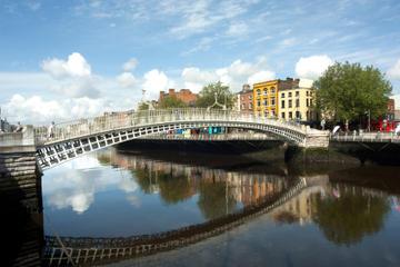 Recorrido a pie por la ciudad de Dublín