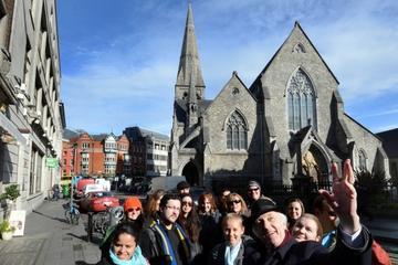 Visite à pied de la ville de Dublin