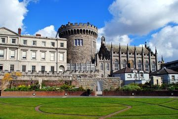 Wandeltocht langs de historische hoogtepunten van Dublin