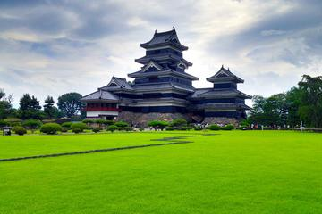 Matsumoto Private One Day Tour from Nagano with Tour Guide and Round Trip Train