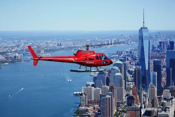 Experiencia aérea en helicóptero...