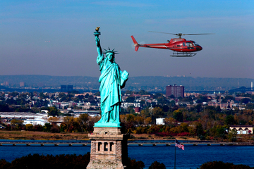 Privat tur: Helikoptertur over Manhattan