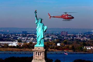 Visite privée: survol de New York en hélicoptère