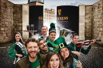 St. Patrick's Day Festival at Guinness Storehouse