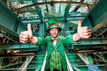 St. Patrick's Day Festival at the Guinness Storehouse: Skip-the-Line Entrance Ticket
