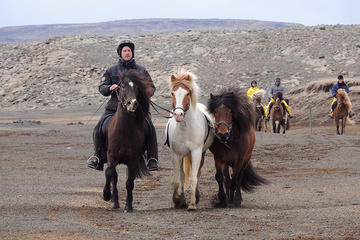 3-Day Real Horseback Riding Adventure - 3 Day tour in the Heart of Iceland
