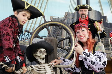 Pirate Themed Photoshoot in...