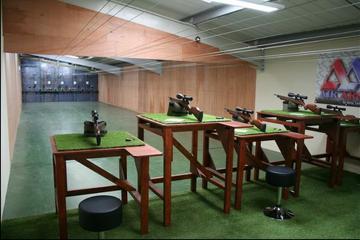 Gun Range Shooting Experience in...