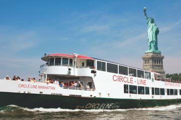 Circle Line: boottocht bezienswaardigheden New York