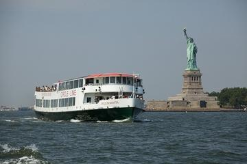 Circle Line: NYC Liberty-sejltur