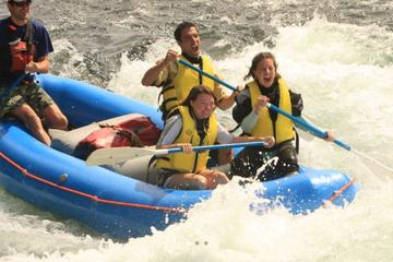 Whitewater Rafting on the Santiam...