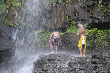 Abenteuertour in kleiner Gruppe zu den Kohala-Wasserfällen