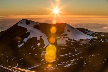 Experiencia del amanecer en Mauna Kea