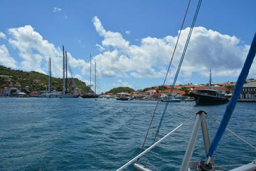 Let's Go Sailing to St Barts