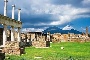 Full day tour from Naples  Railway Stations to Pompeii  Sorrento  Positano