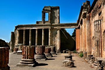 Gita di un giorno intero a Pompei da Napoli