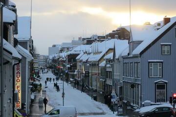Höhepunkte von Tromsø: Historischer Spaziergang durch die Stadt