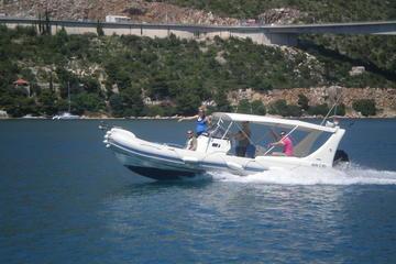 Elaphite Island fun tour