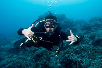 3-tägiger PADI Open Water Diver-Kurs in Padang Bai