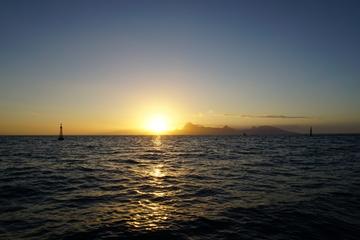 Croisière au coucher du soleil à Tahiti