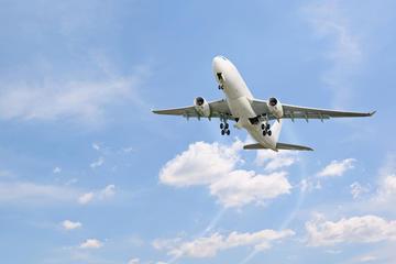 Traslado privado de partida: hotel para o aeroporto de Moorea ou píer