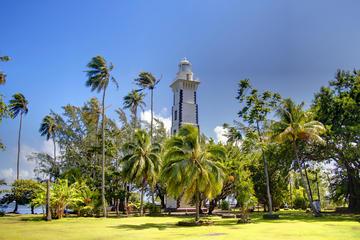 Visite de l'île de Tahiti avec la pointe Vénus, le point de vue du...